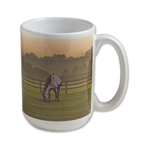 Special Moments Coffee Mug, Evening Pasture Time