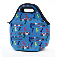 Lunch Tote, Tek Trek