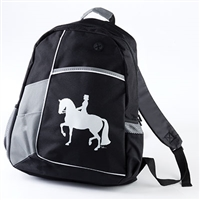Backpack, Dressage