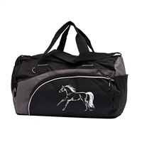 Duffle Bag, Cantering Horse
