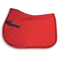 Square All-Purpose, Forest: Custom High Point Saddle Pads