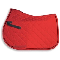 Square All Purpose High Point Everyday Saddle Pads