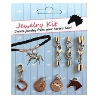 Horsehair Jewelry Kit, Do-It-Yourself