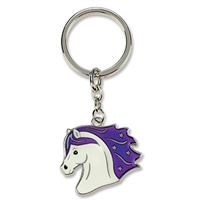 Keychain, Mood, Horse Head