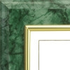 "D34 Deluxe Series Plaque - Emerald Marble (11"" x 14"")"