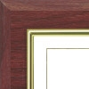 "D2 Deluxe Series Plaque - Cherry (8.5"" x 11"")"