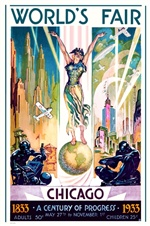 1933 World's Fair - Century of Progress