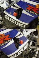 GSXR 1000 03 - 04 Suzuki Slider Kit