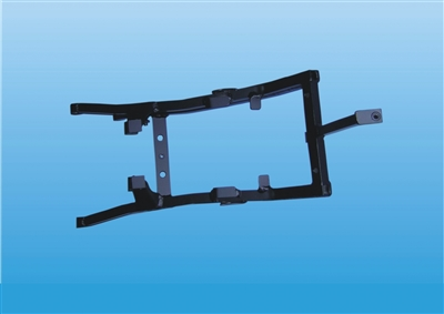 GSXR 1000 05-06 Rear Subframe for Stock Seat