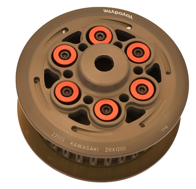ZRX 1200  Slipper Clutch