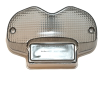 Suzuki Bandit 600 00-05  -  Bandit 1200 01-05 Integrated Tail Light - Smoke