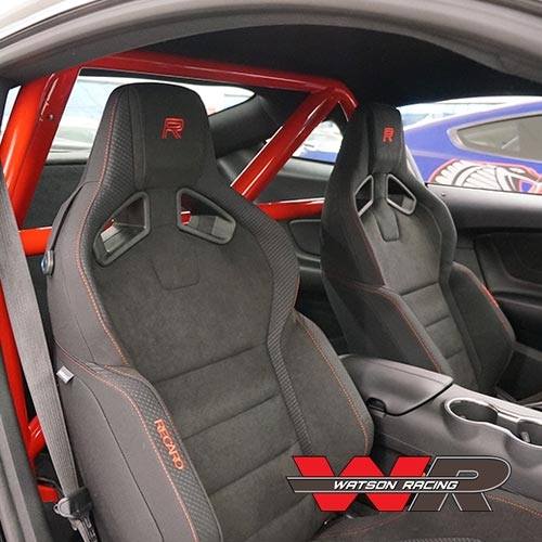 Mustang S550 4 Point Roll Bar Bolt In Roll Cage 2015 2017
