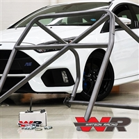 FOCUS BOLT-IN 4 POINT ROLL BAR  (WR-BOLTINCAGE-RS) 2012-17