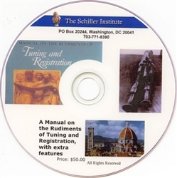 A Manual on the Rudiments of Tuning and Registration<br>With Extra Features<br>DVD