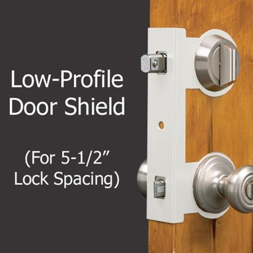 Door Jamb Armor Door Shield