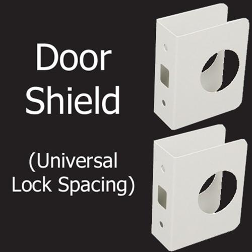 Alternative Views  sc 1 st  Storm Door Hardware & Universal Door Jamb Armor Door Shield | DSH-UNI-10002 | Free Shipping!