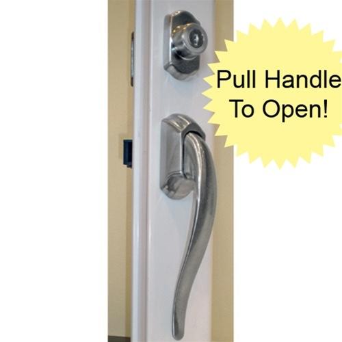 Alternative Views  sc 1 st  Storm Door Hardware & Storm Door Hardware Pull Handle | IR-GE207 | Free Shipping!