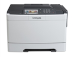 Lexmark CS510de Color Laser Printer with 1-YEAR ON-SITE Warranty