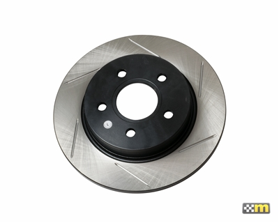 StopTech Ford Focus ST Rear Left Slotted Brake Rotor