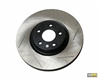 StopTech 2014-2017 Ford Focus ST Front Left Slotted Brake Rotor