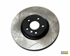StopTech 2014-2017 Ford Focus ST Front Right Slotted Brake Rotor