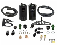 Radium Engineering Catch Can System - Ford Focus ST