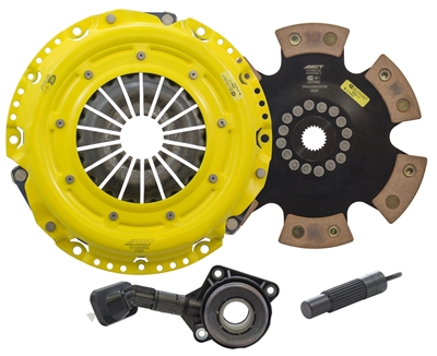 ACT Heavy Duty Race type 6 Puck Clutch Kit, Focus ST 2013-15  FF2 HDSD