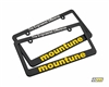 mountune License Plate Frame set-The Engineered Difference