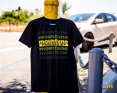 Powered By mountune T Shirt