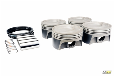 mountune Forged Piston Set, 2.0L EcoBoost 9.0:1