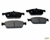 mountune RS-T Front Brake Pad Set, Focus ST 2013-2016