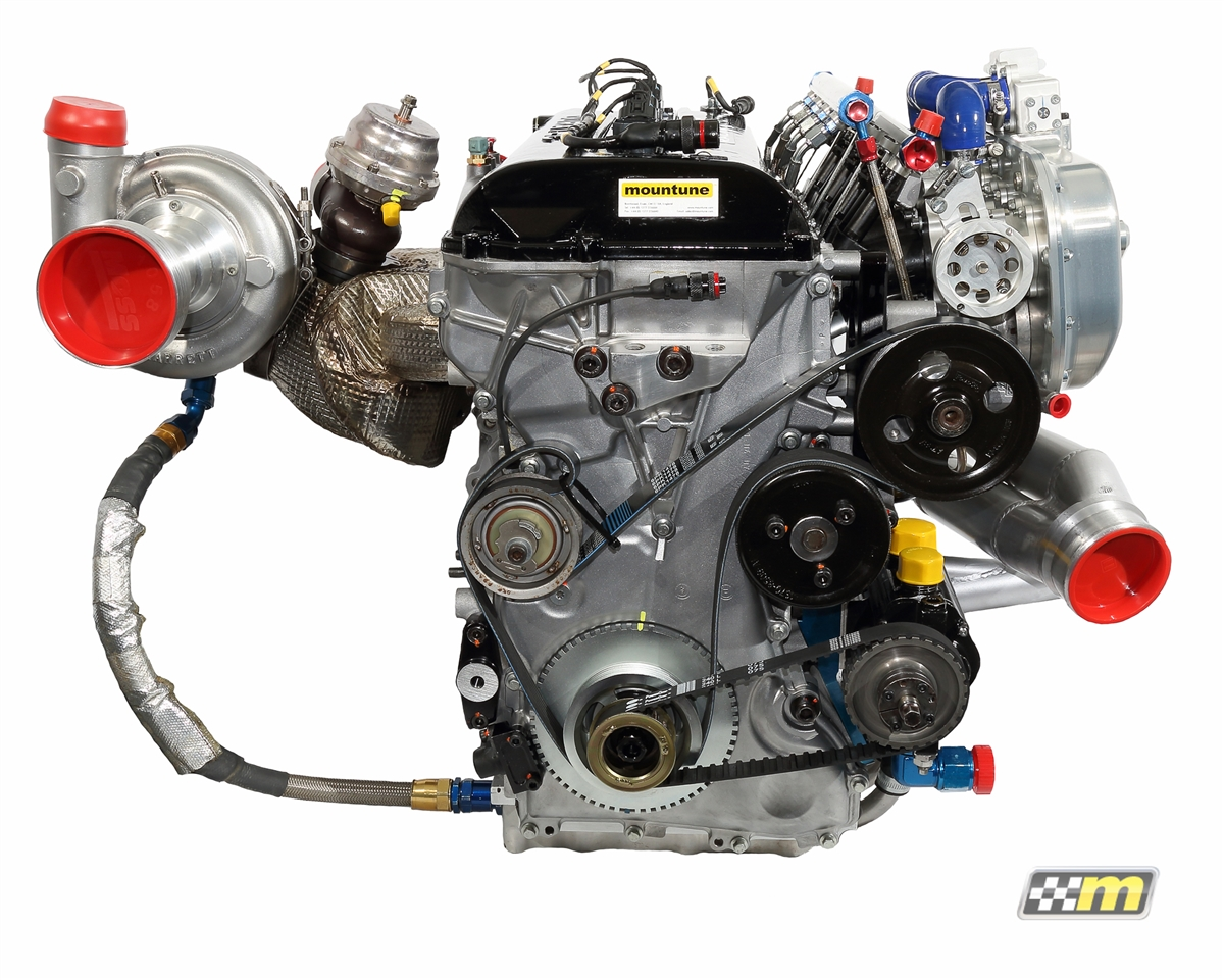 Mountune 2 0l Ford Rallycross Engine
