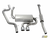 Ford Racing Sport Exhaust - Focus ST 2013-2017