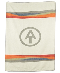 Appalachian Trail Wool RIch Blanket