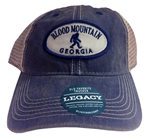 Blood Mountain Bigfoot Hat