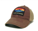 Appalachian Trail Blood Mountain Patch Hat