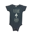 Future AT Hiker Baby Onesie