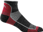 Men's Darn Tough Endurance 1/4 Sock Light
