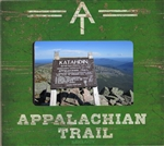 Appalachian Trail Picture Frame