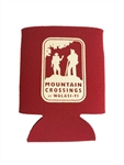 Mountain Crossings Koozie
