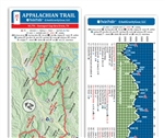 Pocket Appalachian Trail Map: Georgia