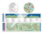 Pocket Appalachian Trail Map: North Carolina