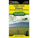 National Geographic Cades Cove and Elkmont