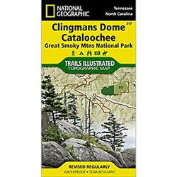 National Geographic Clingman's Dome & Cataloochee