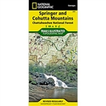 National Geographic Springer & Cohutta Mountains