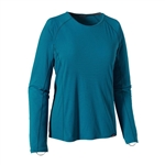 Patagonia Women's Lightweight Crew Neck Long Sleeve