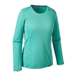 Patagonia Women's Midweight Crew Neck Long Sleeve