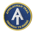 Appalachian Trail Logo Patch