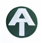Green Appalachian Trail Logo Patch