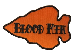 Blood Mountain Arrow Head Patch